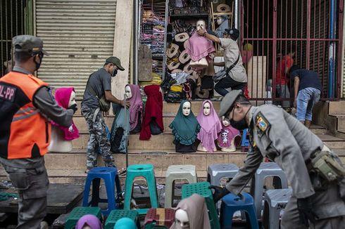Pasar Jaya Putuskan Tak Tutup Seluruh Area Pasar Tanah Abang Blok A dan B