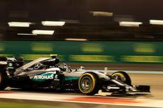 Rosberg: Gelar Ini untuk Istri Saya