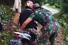 Akibat Longsor, Jalan di Aripan Kabupaten Solok Masih Ditutup untuk Mobil
