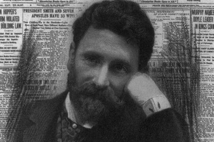 Joseph Pulitzer, bos media yang kemudian menjadi inspirasi Penghargaan Pulitzer. (via IB Milwaukee)