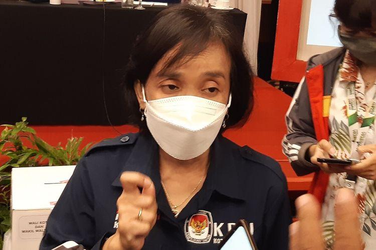 Ketua KPU Solo, Nurul Sutarti.
