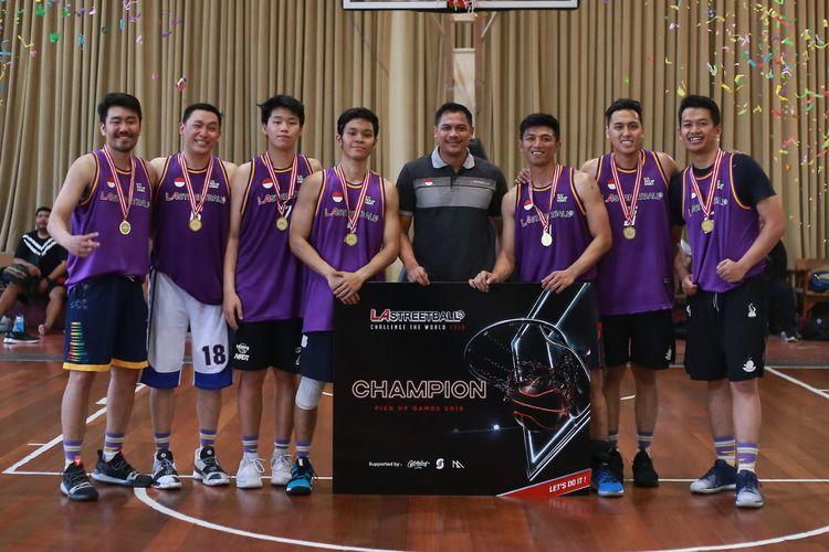 LA Streetball Challenge The World akan kembali diselenggarakan untuk mencari talenta bola basket berbakat Indonesia.