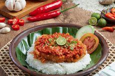 Ayam Geprek dan Siomay Paling banyak Dipesan via Grab Food Saat Malam Tahun Baru