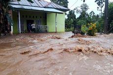 Sungai Bua Meluap, Ribuan Rumah di 4 Desa Terendam