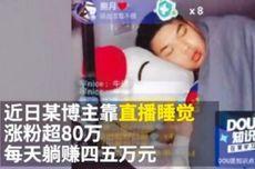Unggah Video Mendengkur Saat Tidur, Pemuda Ini Viral di China