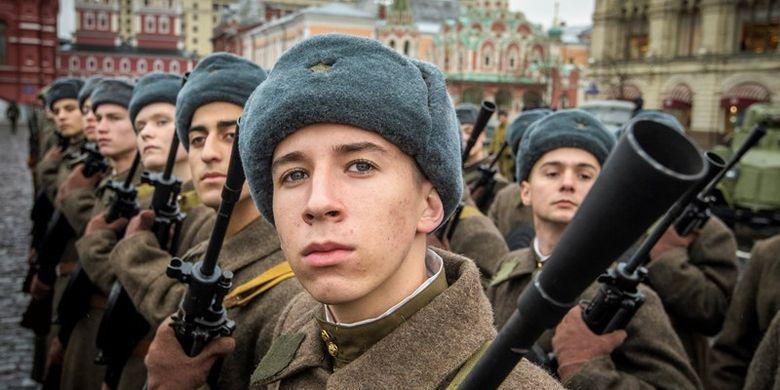 Terungkap, Rusia Sebenarnya Enggan Berkonflik Lang