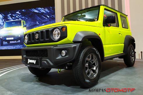 Suzuki Lagi Minta Izin untuk Produksi Lokal Jimny