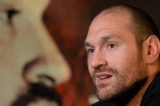 Tyson Fury Tak Kehilangan Gelar Juara Dunia jika Dilarang Bertarung 8 Tahun