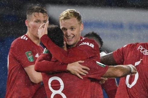 Scott McTominay: Donny Van de Beek Akan Segera Bersinar di Man United