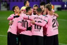 Jadwal dan Link Live Streaming Liga Spanyol, Barcelona Hadapi Tim Penghuni Zona Merah