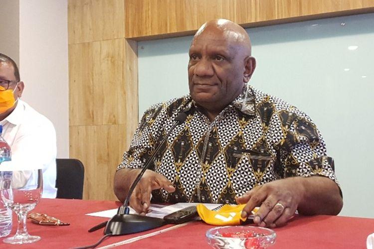 Wagub Papua Klemen Tinal