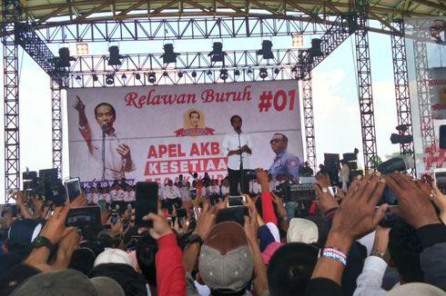 Jokowi Kampanye di Kampung Halamannya, TKN Sebut Itu Penghormatan untuk Solo