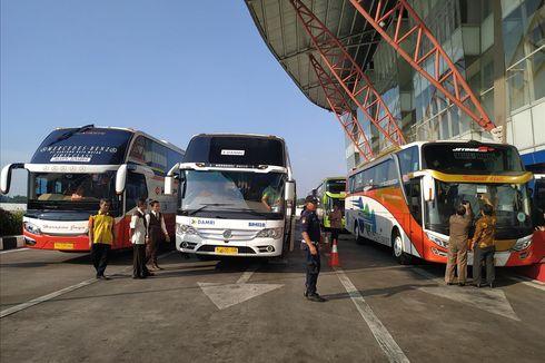 PO Bus Menjerit, Penumpang Turun 80 Persen karena Pandemi Covid-19