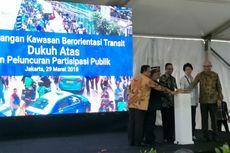 PT MRT Jakarta Akan Berkantor di TOD Dukuh Atas