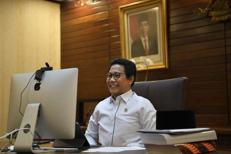 Mendes PDTT Abdul Halim Iskandar, pada rapat tingkat menteri, Kamis (5/10/2020).