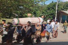 Keluarga yang Ambil Paksa Jenazah Covid-19 di RSUD Mataram Tolak Pakai APD Saat Pemakaman