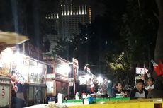 Ini Tiga Opsi Tempat Relokasi Permanen Pedagang Sate Taichan