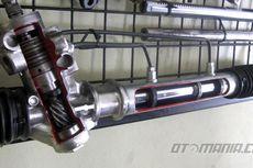 Penyebab Power Steering Hidrolik Mobil Cepat Lemah
