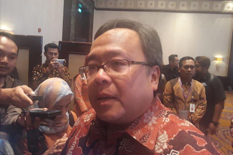 Menteri PPN/Kepala Badan Perencanaan dan Pembangunan Nasional Bambang Brodjonegoro