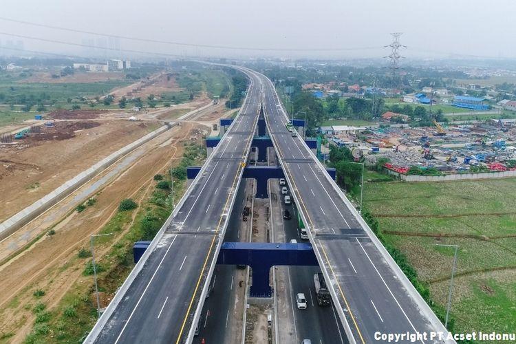 Tol Layang Jakarta-Cikampek
