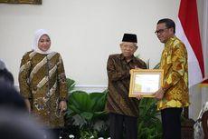 Dorong Peningkatan Produktivitas Indonesia, Kemnaker Beri Penghargaan Paramakarya 2019 untuk Pengusaha