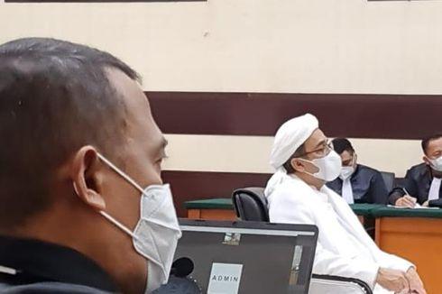 Fakta-fakta Sidang Rizieq Shihab, Eksepsi Ditolak dan Sidang Berlanjut Senin Pekan Depan
