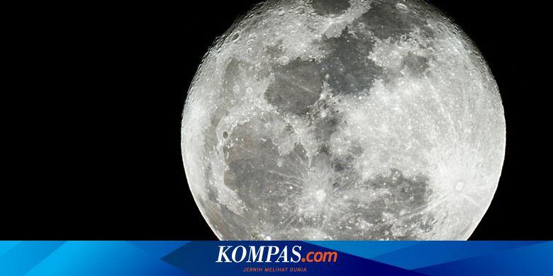 Rahasia Alam Semesta: Mengapa Bulan Disebut Sateli