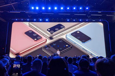 Spesifikasi serta Harga Samsung Galaxy S20 Ultra, S20+, dan S20 di Indonesia