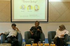 Joko Pinurbo, Ahmad Tohari, dan Vika Wisnu Berbagi Cerita Menulis di