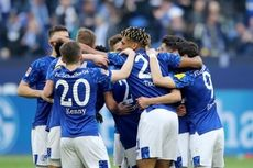 Hasil Bundesliga - Hampir Setahun Tanpa Kemenangan, Schalke Akhirnya