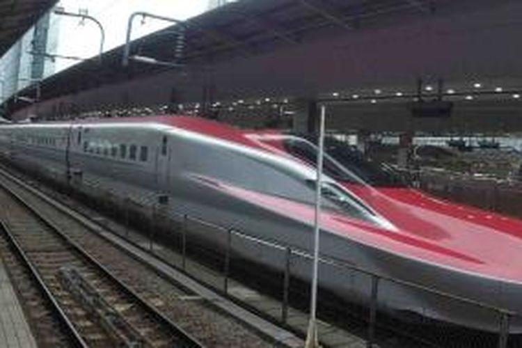 Shinkansen, kereta tercepat di Jepang
