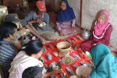 Bupati Tasikmalaya Bantu Keluarga Miskin yang Makan Kulit Singkong