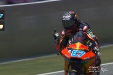 Hasil Balap Moto2 GP Catalunya, Gardner Dominasi Balapan, Masbo ke-6