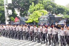 Berbeda dengan Bawaslu yang Ramai Demonstran, Begini Suasana di KPU