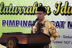 Ketua PP Muhammdiyah Sebut Kerusuhan Tanjungbalai Dinamika Bangsa Majemuk