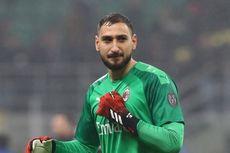 Kontrak Baru Donnarumma di AC Milan Terhalang Mino Raiola