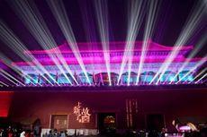 Hampir Seabad, Istana Terlarang Beijing Akhirnya Dibuka Saat Malam