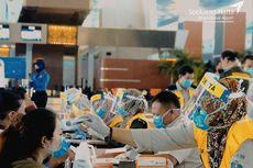 Ada TNI-Polri hingga Kemenkes, Begini Alur Pelayanan Kedatangan Penumpang Internasional Bandara Soetta Selama Pandemi