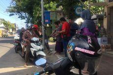 Ditinggal Beli Pulsa, Uang Rp 12 Juta di Jok Motor Raib Digasak Pria dengan Helm Hitam