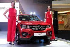 Renault Kwid Telikung Go Cross dan Ignis