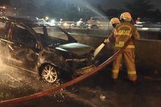 Kenali Ini Penyebab Mobil Terbakar Tiba-tiba