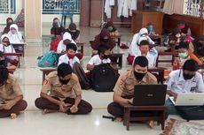 Berkat Bantuan Pembaca Kompas.com, Siswa SD di Kebumen Nikmati Akses Internet Gratis