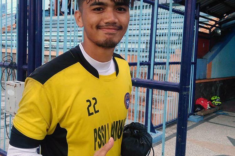 Usai Persegres Gresik United, Fitrul Dwi Rustapa melanjutkan karir bersama Persipura Jayapura.