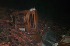 Puting Beliung Landa 5 Kecamatan di Blora, Sejumlah Rumah Rusak