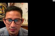 Listrik Rumah Ruben Onsu Mati Saat Zoom, Sandiaga Uno: Sultan Pondok Indah pun Mati Lampu