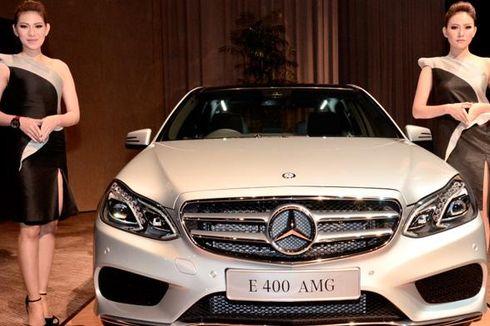 Mercedes-Benz Sebar Ancaman buat BMW dan Audi