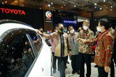 Menperin Jelaskan Pentingnya Pameran Bagi Industri Otomotif