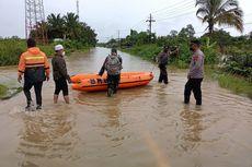 Sungai Meluap, 5 Kecamatan di Aceh Dilanda Banjir