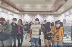 Sidak di Wilayah Gambir, Satpol PP Temukan Ratusan Orang Berkerumun dalam Kafe yang Digembok