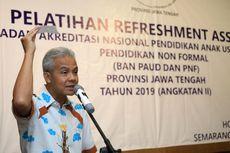Borobudur Marathon Kembali Digelar, Ini Keinginan Ganjar Pranowo